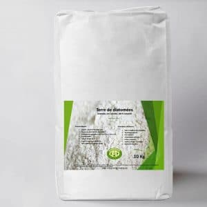 10 sacs de 10 Kg – Terre de diatomées – 100 Kg
