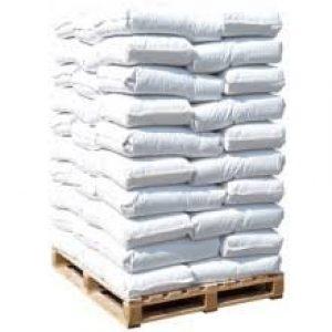 25 sacs de 20 Kg  =  500 Kg    – Terre de diatomées–