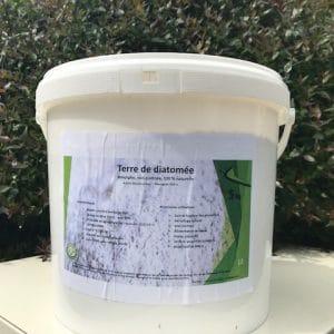 Seau 5 Kg – Terre de diatomées – NOUVEAU